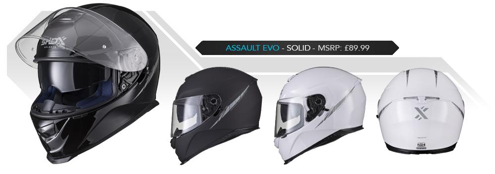 Shox-AssaultEvo-Solid-1